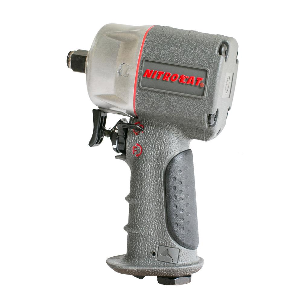 NITROCAT 1/2 in. Composite Impact Wrench
