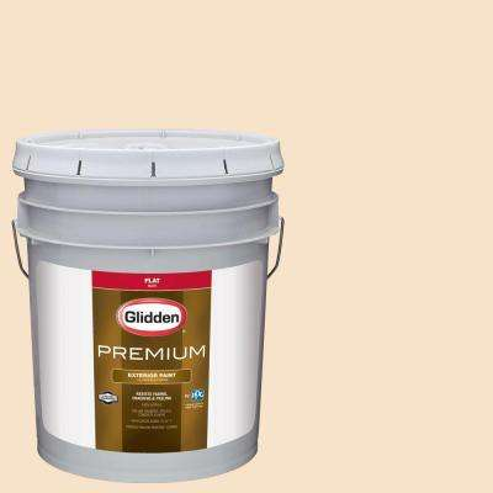 #HDGO43D Taffy Pull Cream Paint