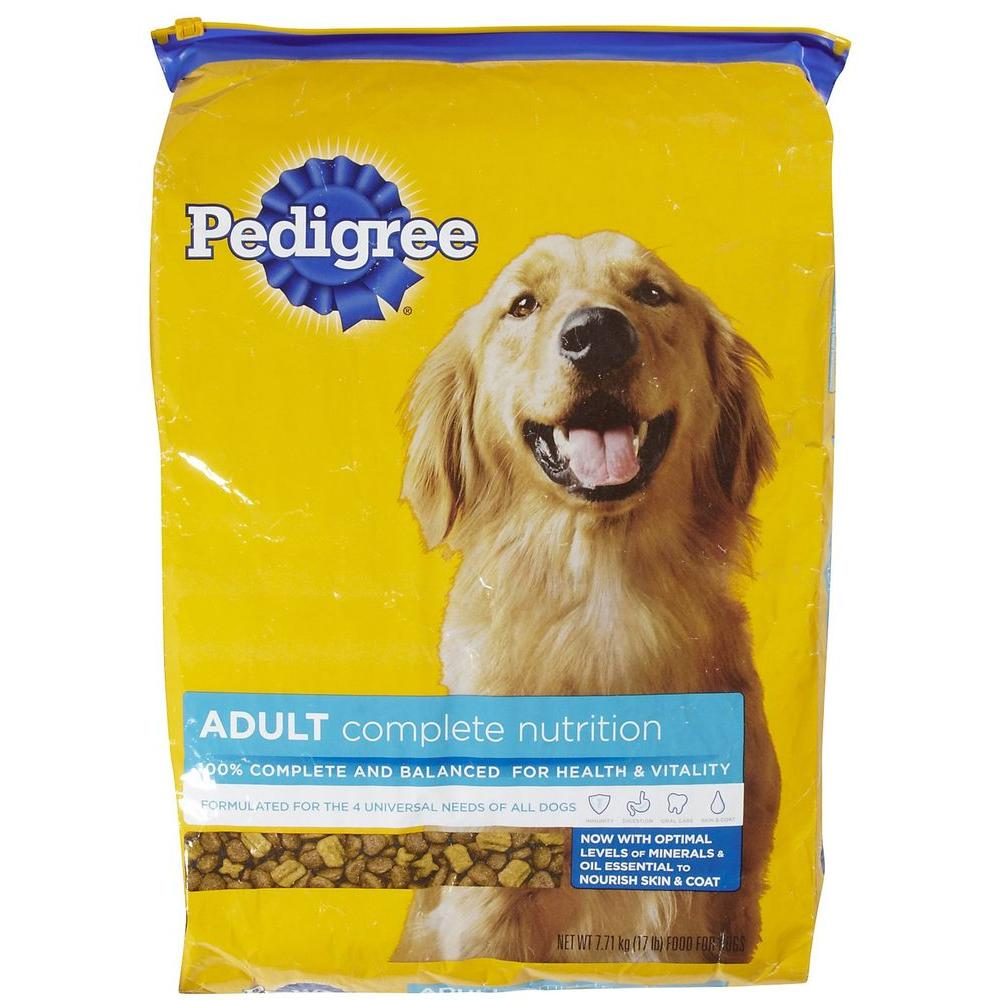 Lassie Natural Way Dog Food