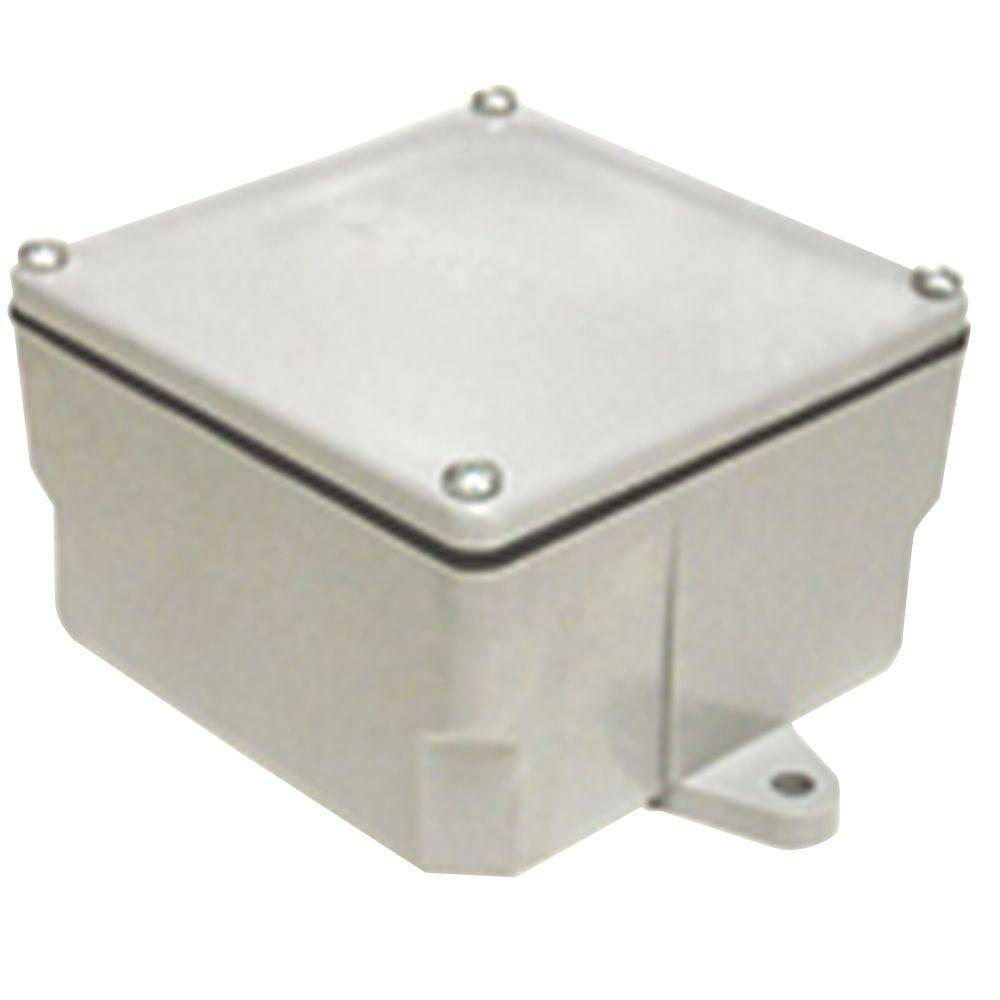 0.13 cu. ft. Junction Box-R5133711 - The Home Depot