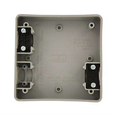4-in-1 Portable Box for Use with Part Nos. 1254 and 21254, Gray