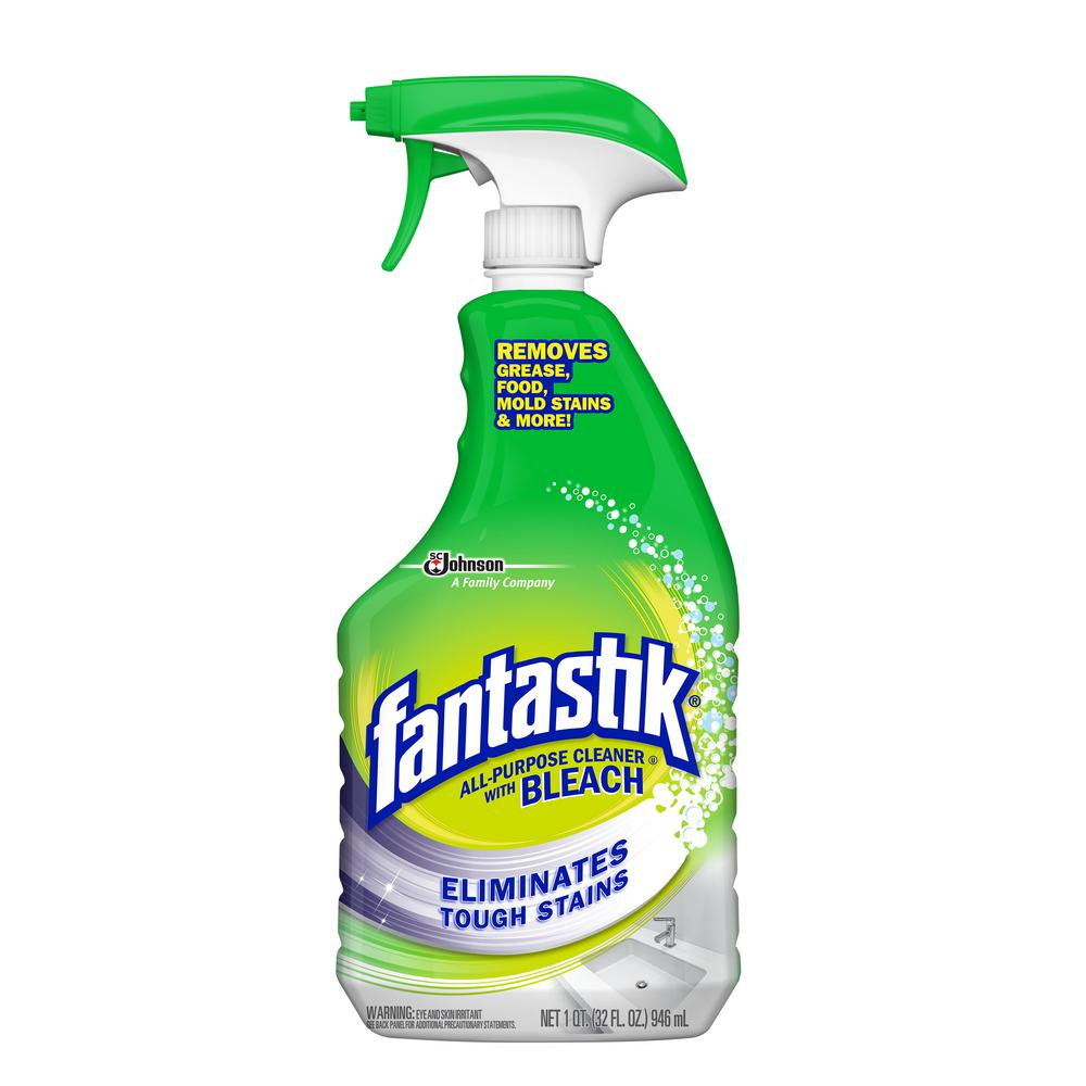 Fantastik 32 fl oz All-Purpose Cleaner with Bleach