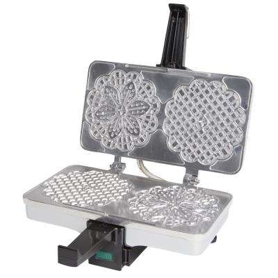 Polished Pizzelle Baker