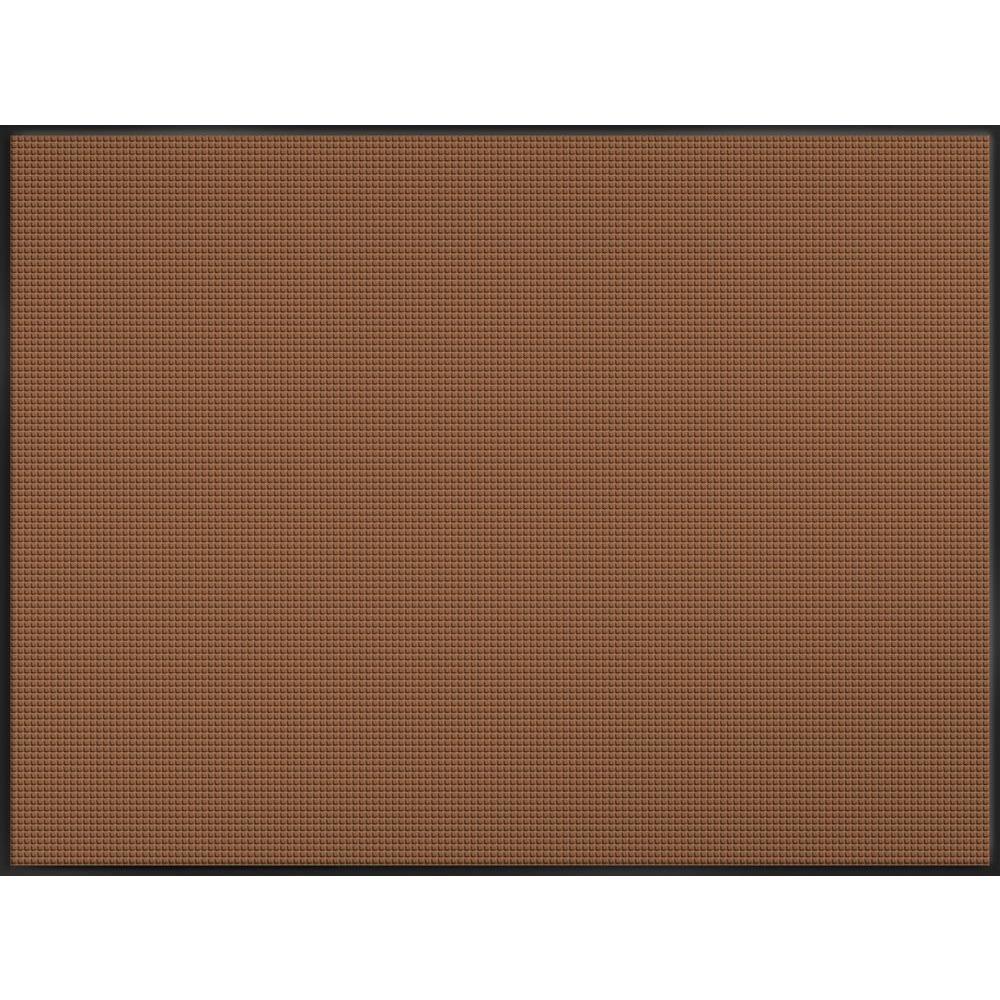 Bungalow Flooring WaterGuard Dark Brown Lawn/Garden Tractor 71 in. x ...