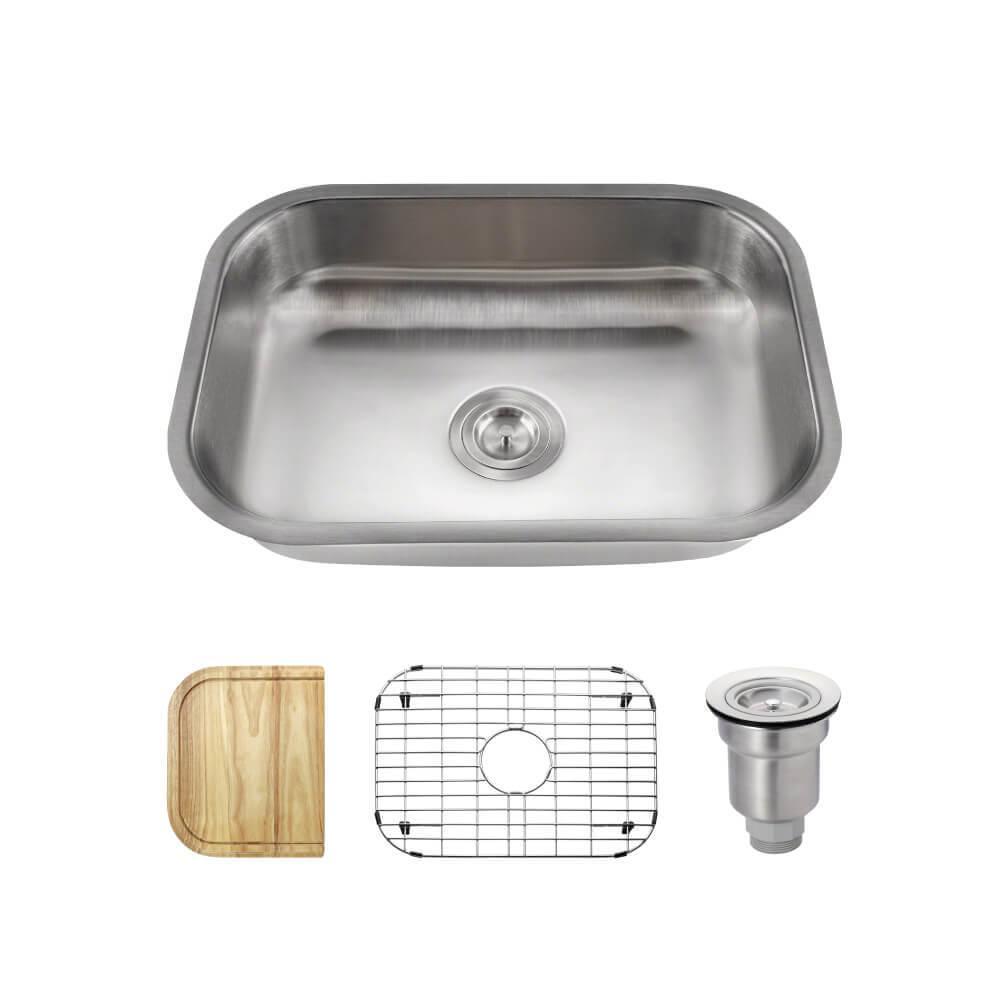 Mr Direct Ada Kitchen Sink
