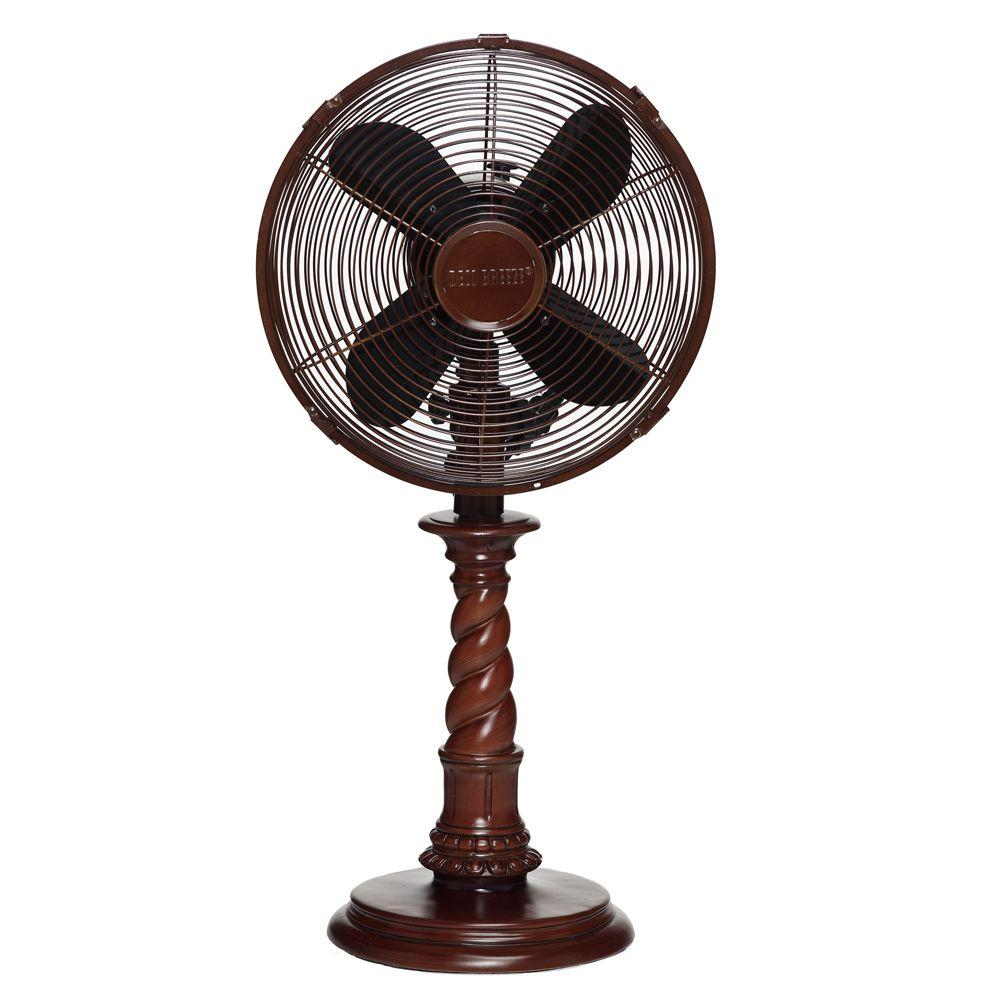 24 Home Depot Fans : Deco breeze in raleigh table fan dbf the home depot