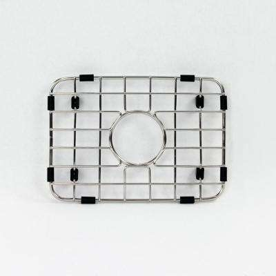 9.64 in. D x 6.89 in. W Sink Grid for Transolid STSB15156 in Stainless Steel
