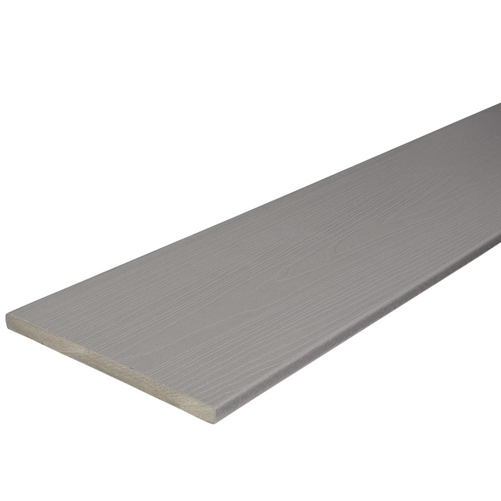 Fiberon good life 3 4 in x 11 1 4 in x 12 ft cottage for Decking boards 3 6 metres