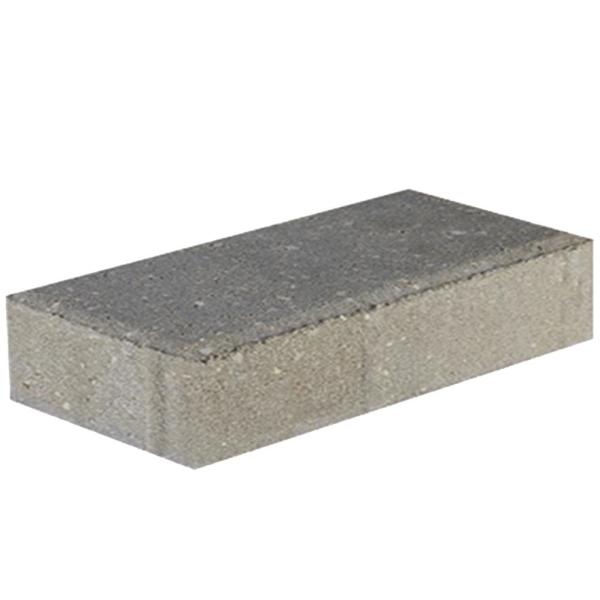 Holland 45 mm 7.87 in. L x 3.94 in. W x 1.77 in. H Rivertown Blend Concrete Paver ( 672-Piece/145 sq. ft./Pallet)
