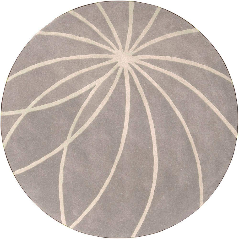 Artistic Weavers Aisha Bay Leaf 6 ft. Round Area Rug