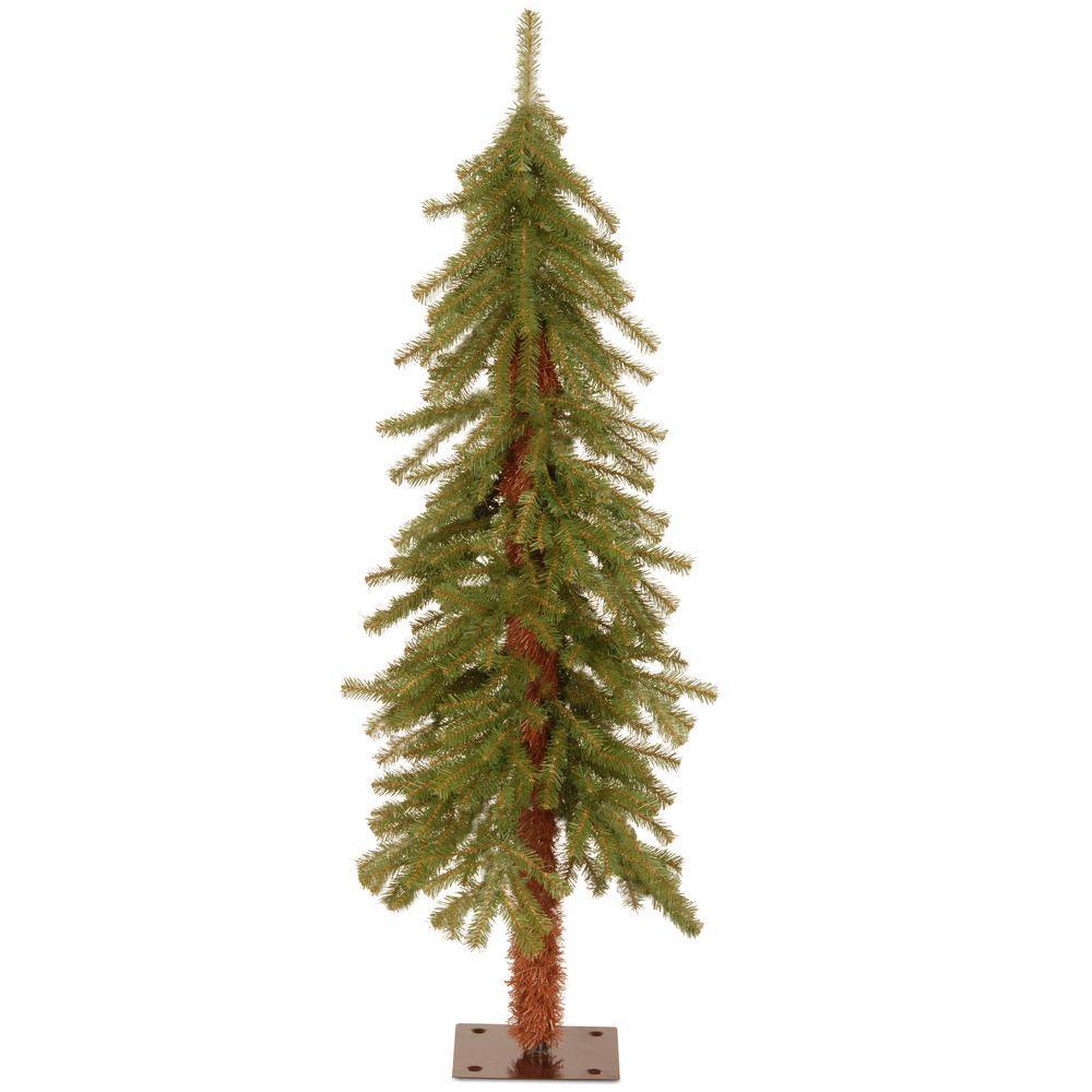 Artificial 4 Foot Christmas Trees: National Tree Company 4 Ft. Hickory Cedar Artificial