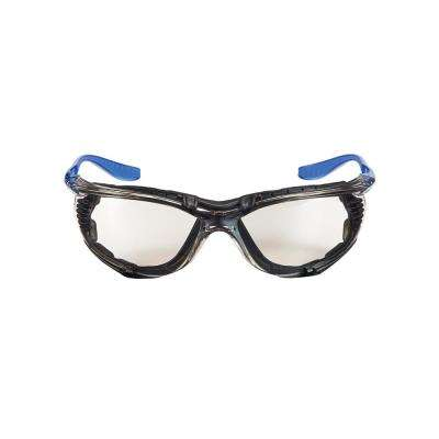 6b24816ba68 Performance Eyewear Foam-Gasket Design Safety Glasses with Indoor Outdoor  Anti-Fog Mirror