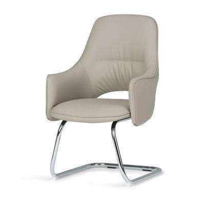 Prescott Light Mist Grey C Spring Office Chair