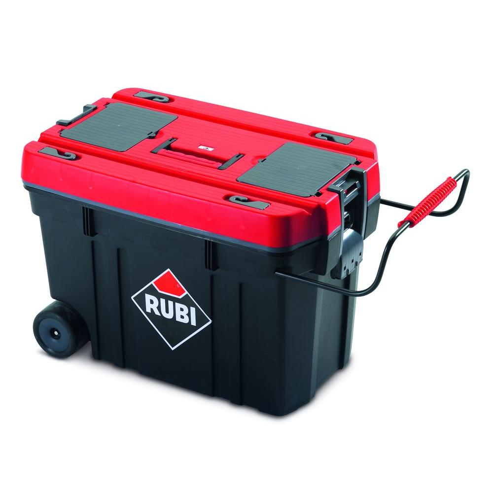 Rubi 24 in. Rolling Tool Box