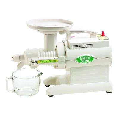 Greenstar Original Twin Gear Juicer