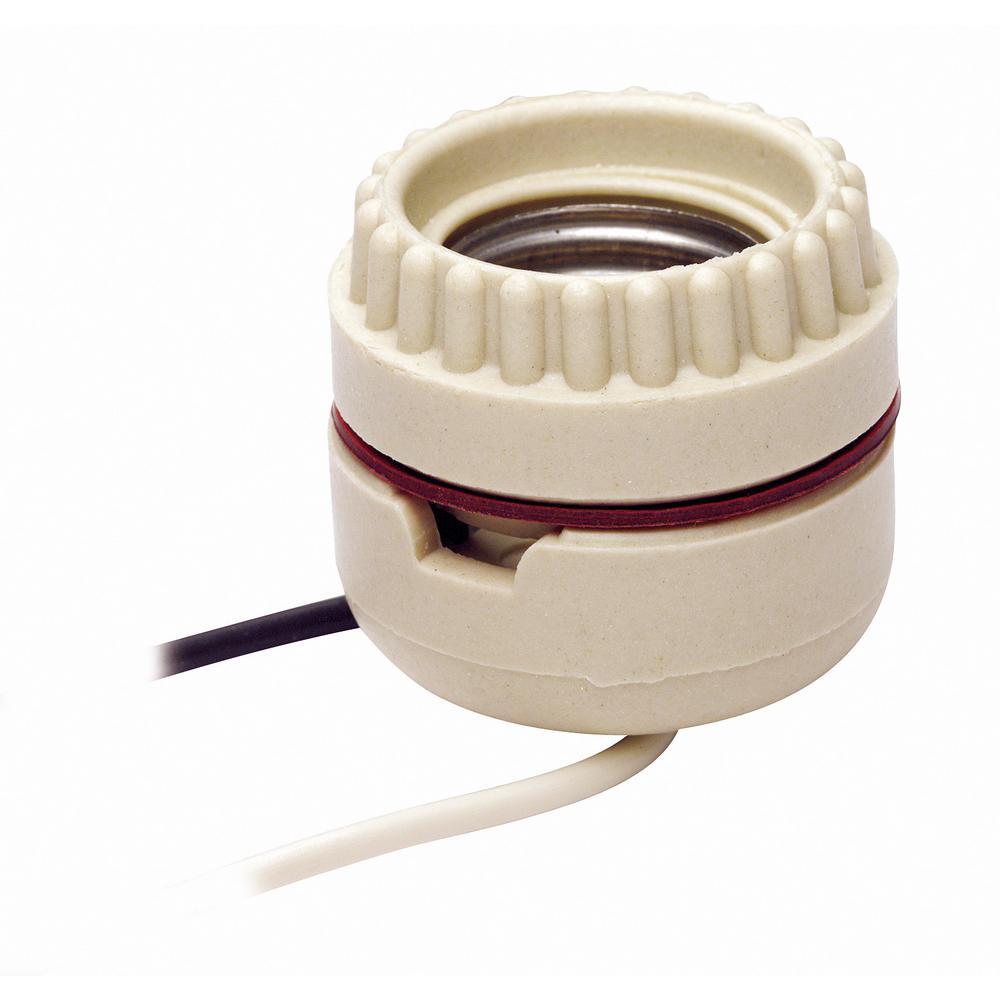 Medium Base Lamp Holder Ring