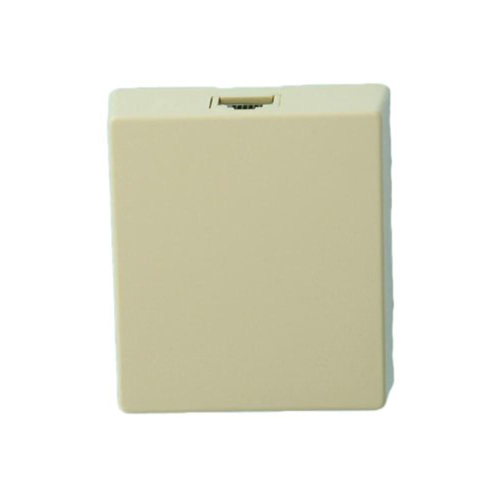 6P6C Surface Mount Jack Type 625A2, Ivory