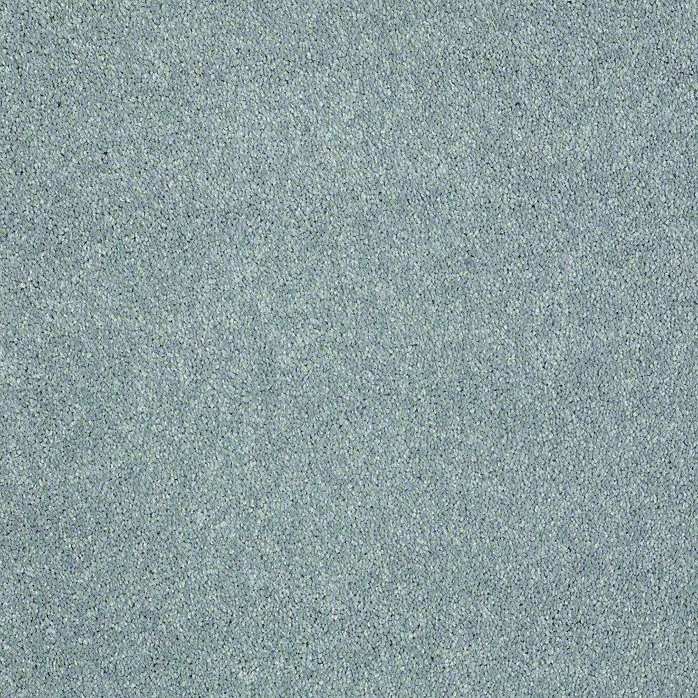 Carpet Sample - Slingshot II - In Color Sea Jewel 8 in. x 8 in.