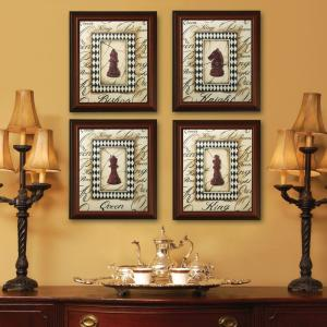 66f62af82a5 Timeless Frames Carrington 1-Opening 11 in. x 14 in. Gold Picture ...