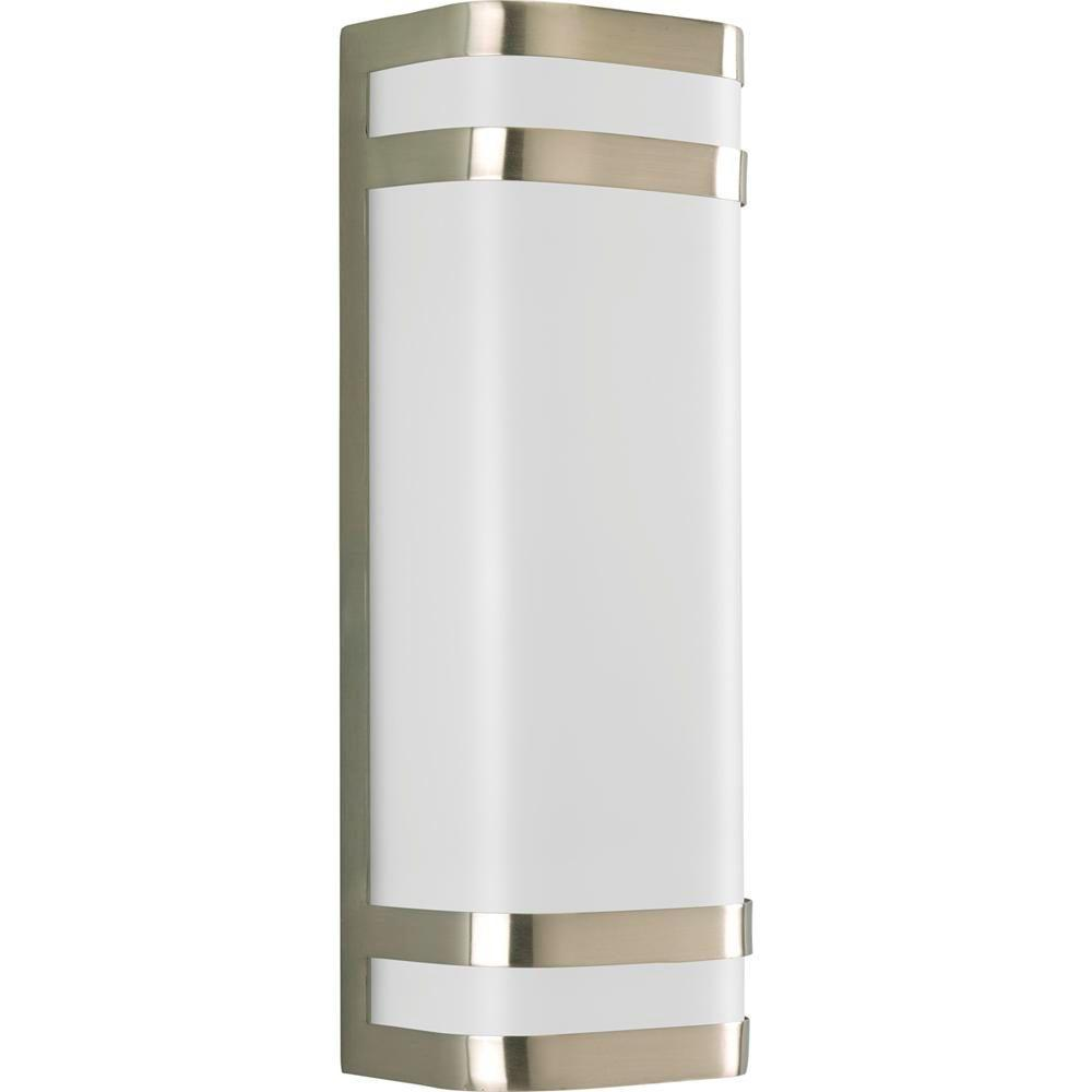 Valera Collection 2-Light Brushed Nickel Wall Sconce