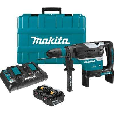 18-Volt X2 LXT Lithium-Ion 36-Volt Cordless 1-9/16 in. Rotary Hammer Kit, accepts SDS-MAX bits, with AWS