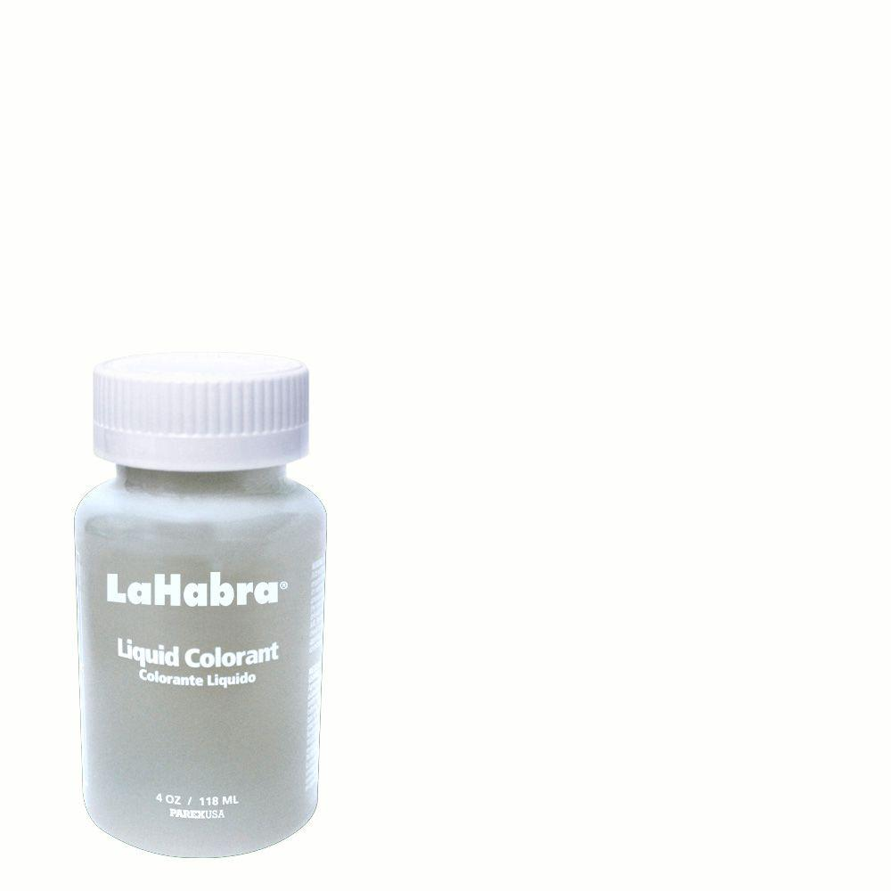 4 oz. Liquid Color #A50 Crystal White