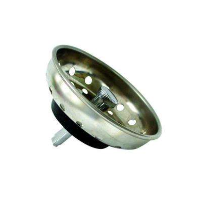 3-1/4 in. Basket Strainer with Pin