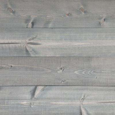Timeline Wood 11/32 in. x 5.5 in. x 47.5 in. Distressed Grey Wood Panels (6-Pack)