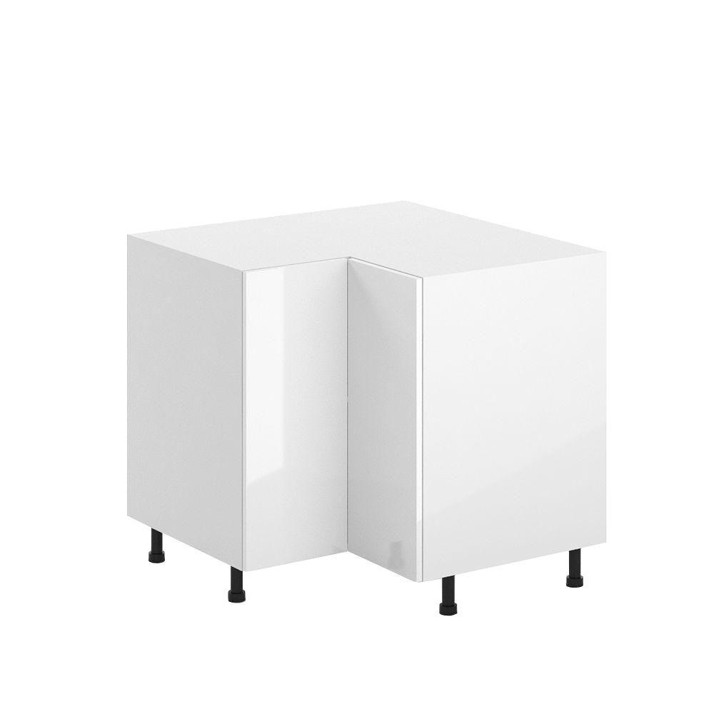 Eurostyle Kitchen Cabinets: Eurostyle Ready To Assemble 36x34.5x36 In. Valencia Corner