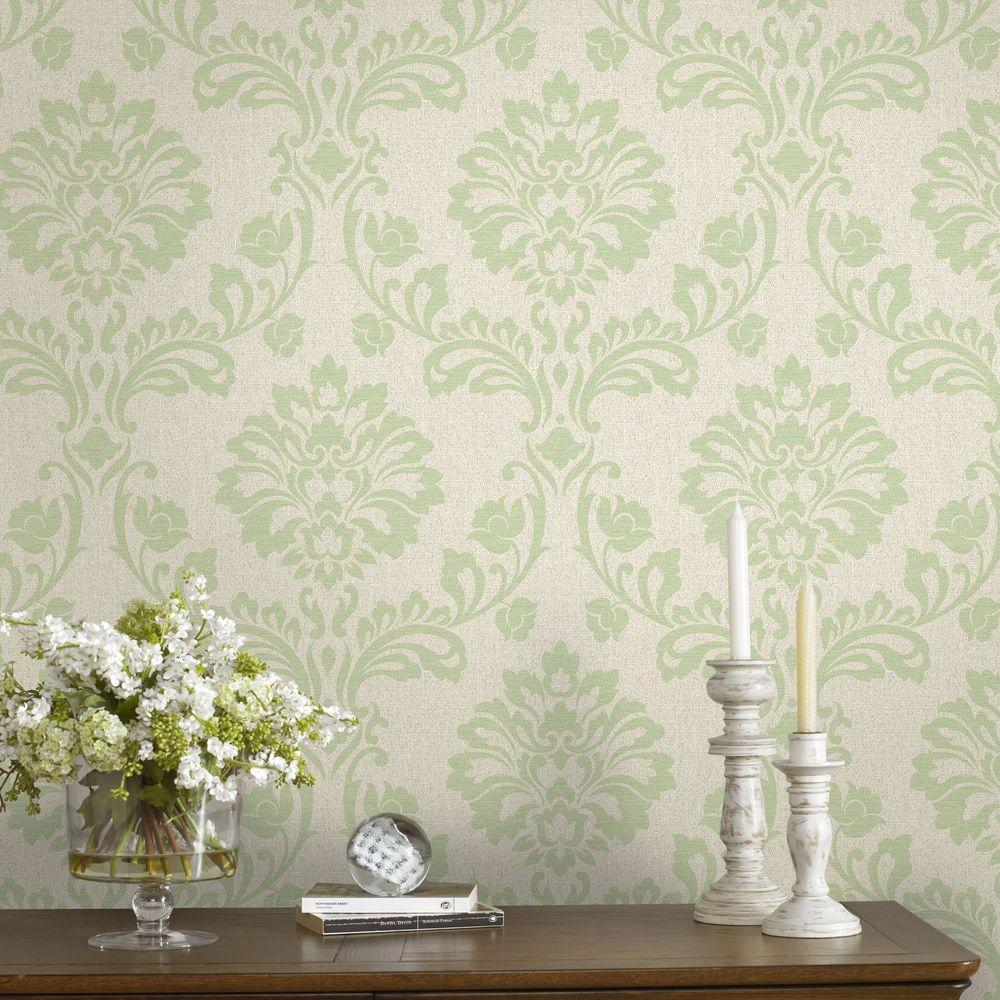 Green Aurora Wallpaper