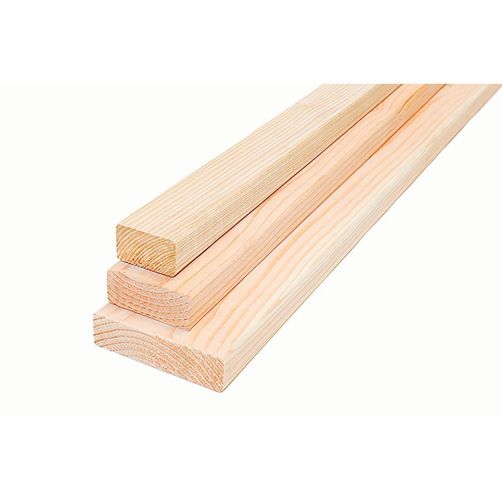 1 in. x 4 x 96 in. Furring Strip Boards