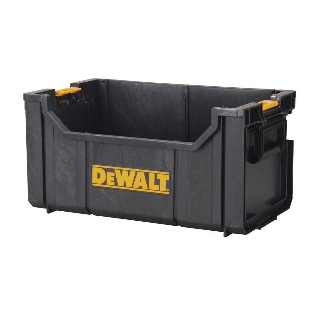 DEWALT ToughSystem DS280 22 in. Tote Tool Box, Black