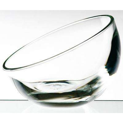 Clear glass Bubble Shape Ice Cream Bowl (Set of 6)