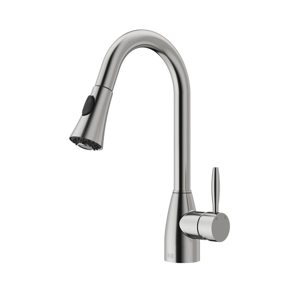 vigo singles Single-hole bathroom faucets provide a sleek, contemporary look vigo industries vessel faucets are specifically designed for use with a vessel sink and for a look that's.