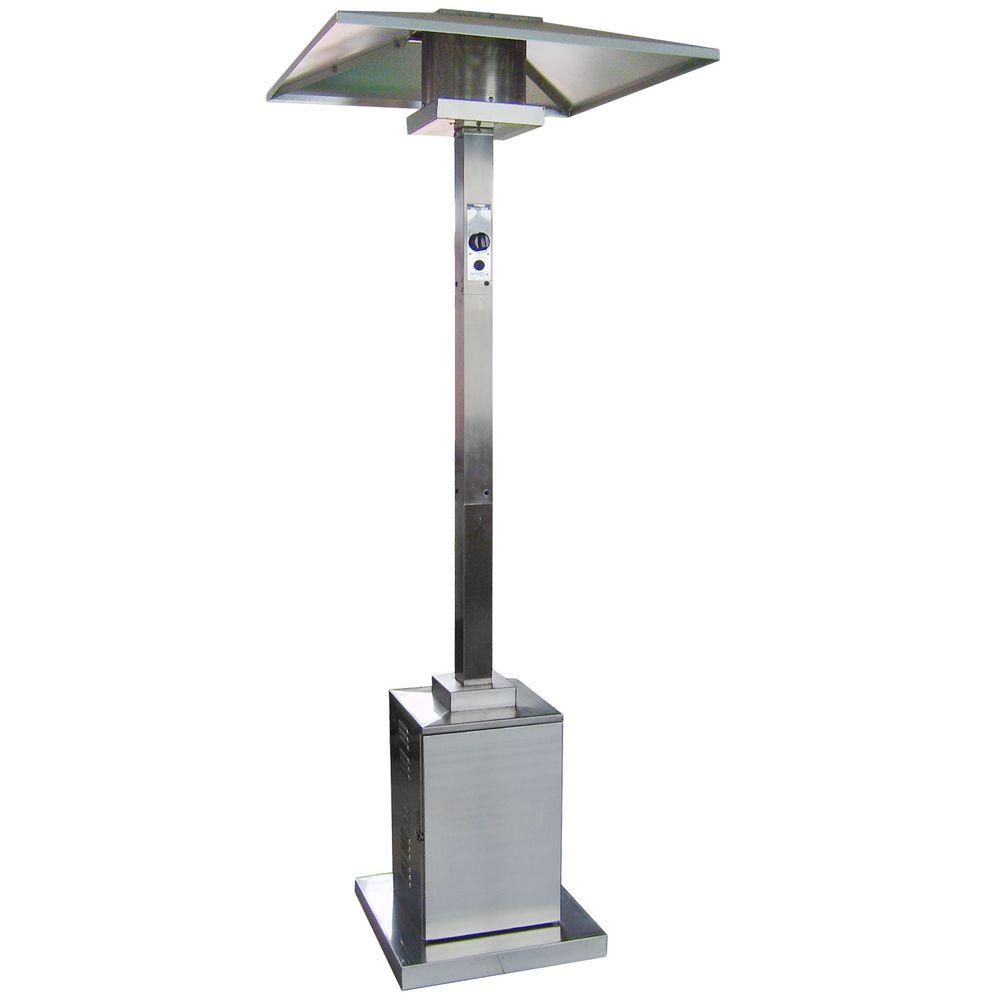 41 000 Btu Commercial Stainless Steel Gas Patio Heater
