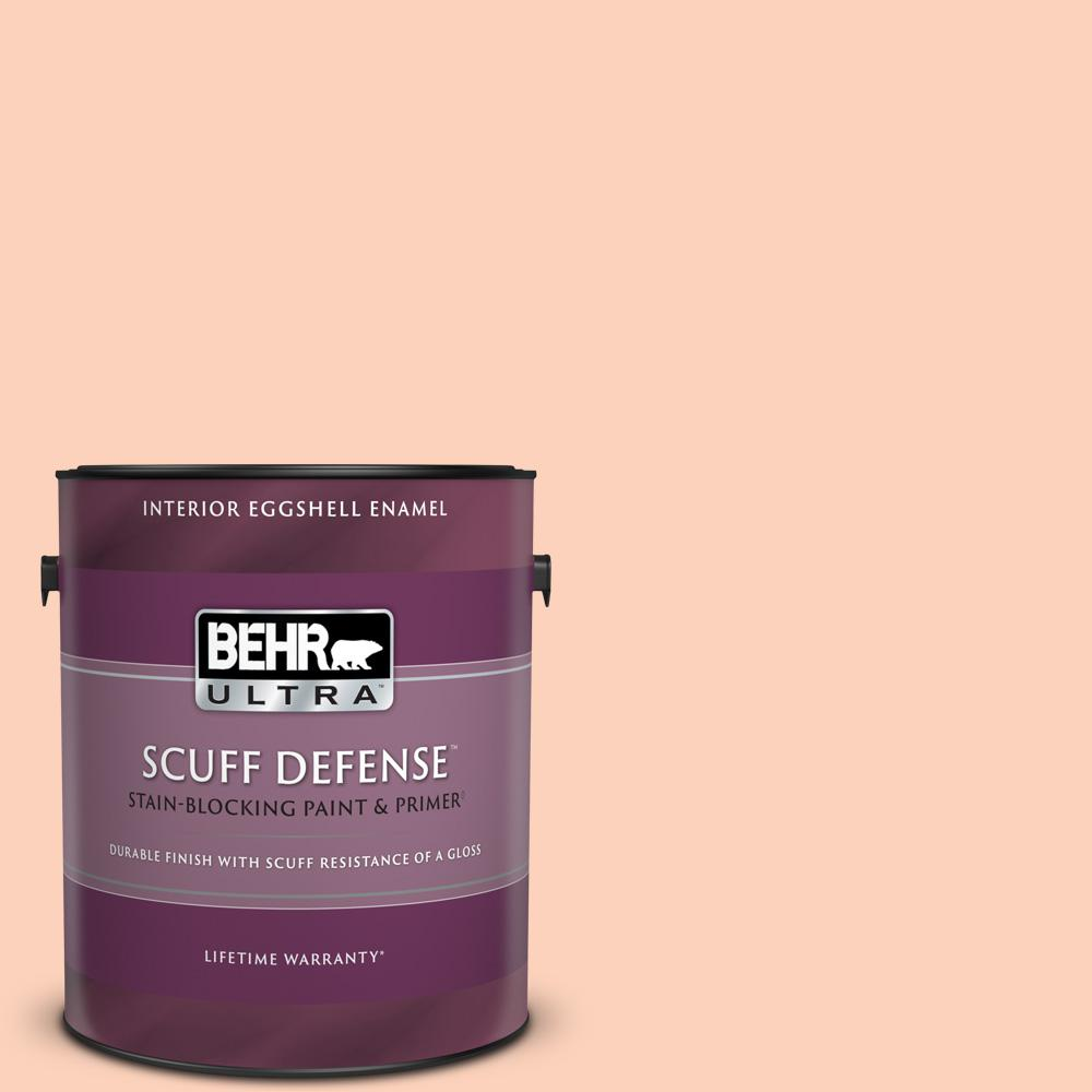 Reviews For Behr Ultra 1 Gal P190 2 Fahrenheit Extra Durable Eggshell Enamel Interior Paint Primer 275001 The Home Depot