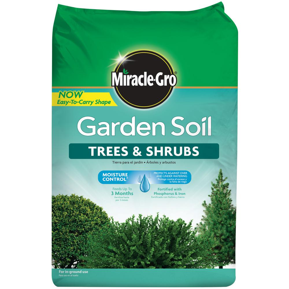 Garden Soil For Trees And Shrubs