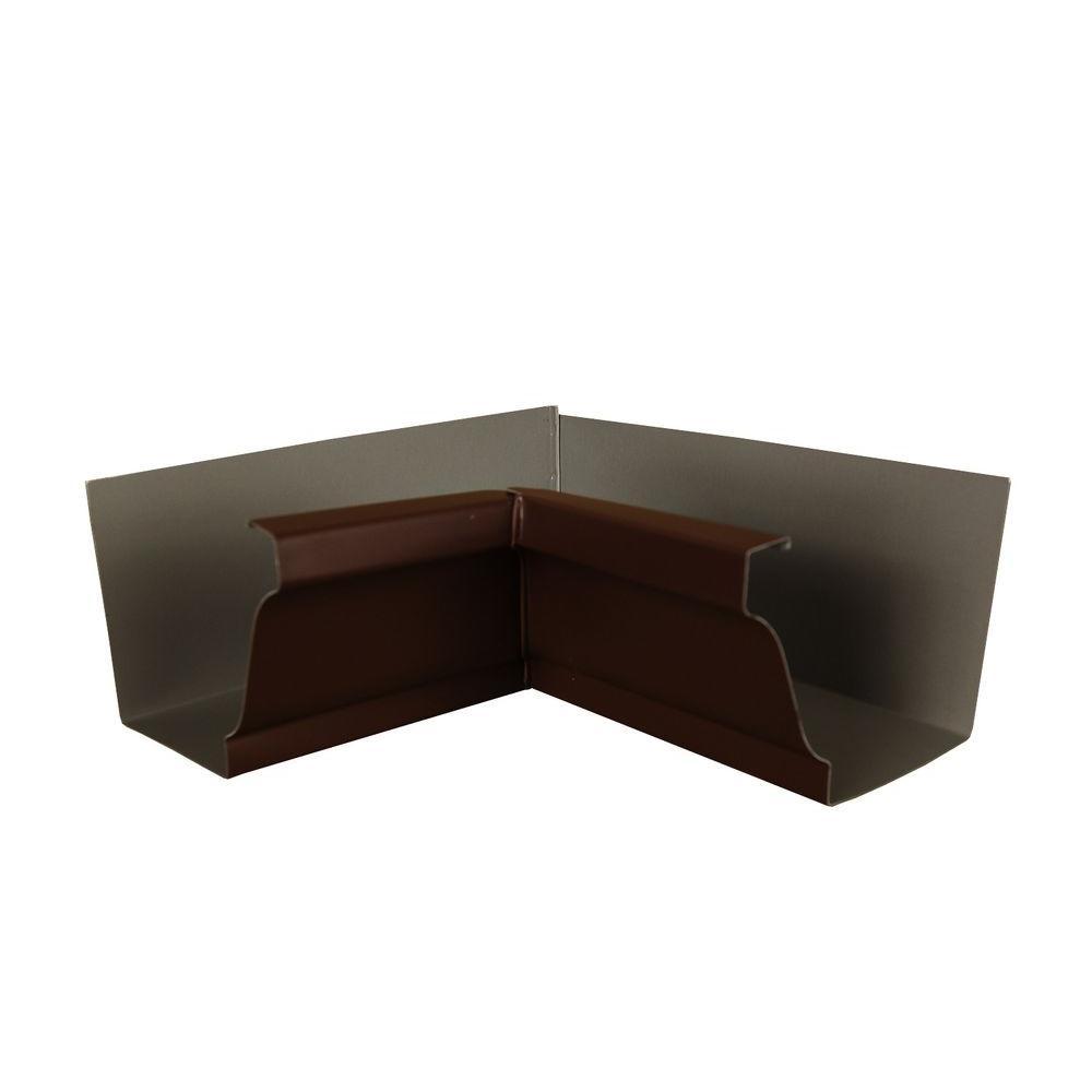 5 in. Royal Brown Aluminum Inside Miter Box