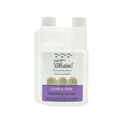 Clean and Crisp Scent 10 oz. Paint Additive
