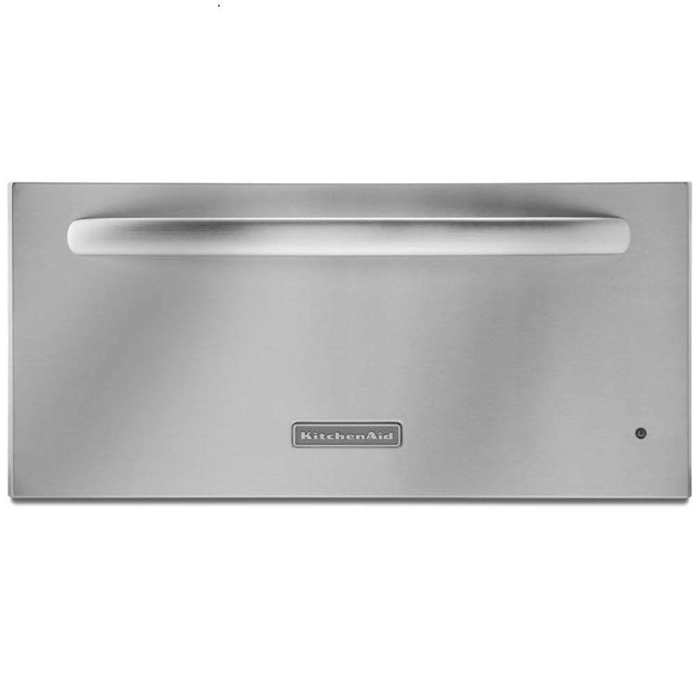 KitchenAid Architect Series II 24 in. Warming Drawer in Stainless Steel