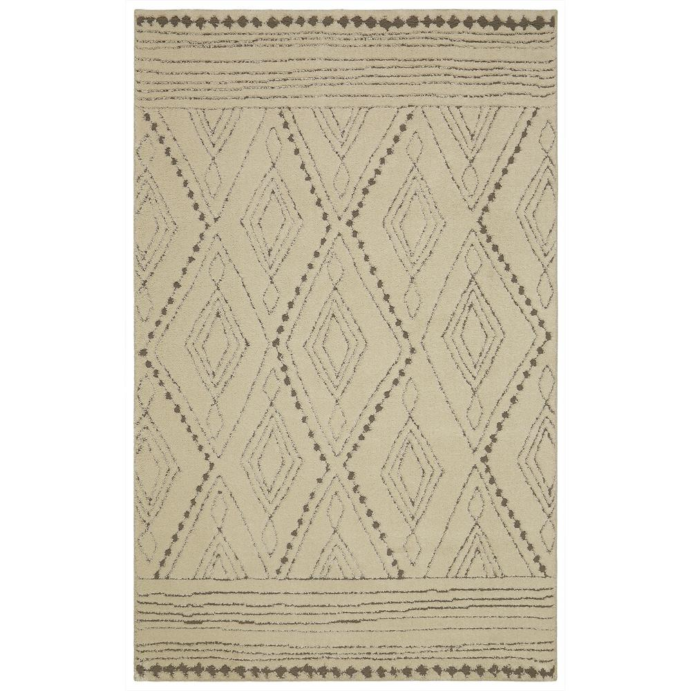 Mohawk Home American Rug Craftsmen Nomad Vado Cream 8 Ft X 10 Area