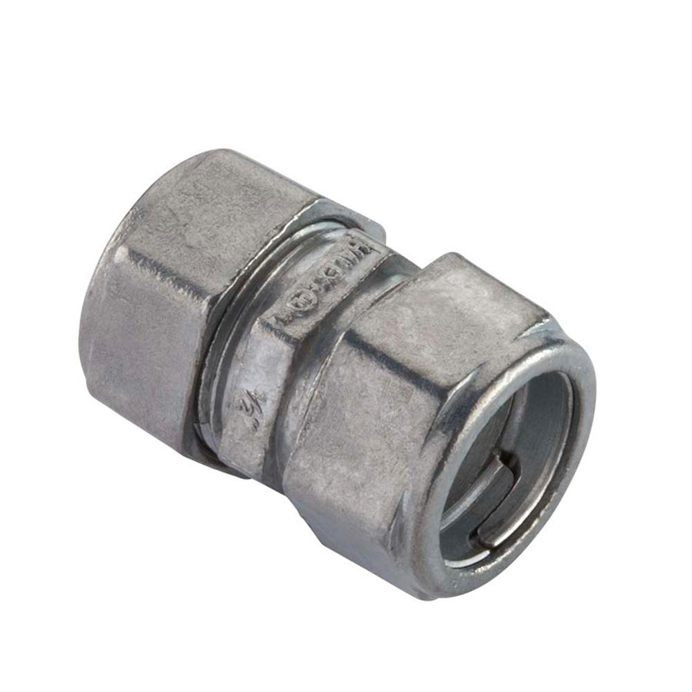 In electrical metallic tube emt compression