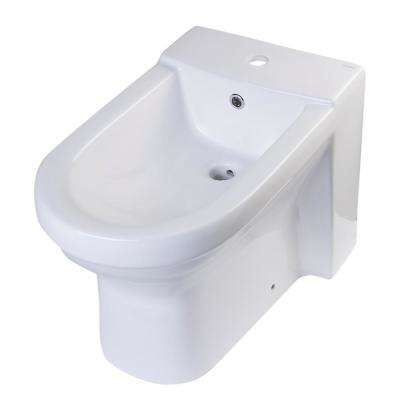JA1010 Elongated Bidet in White