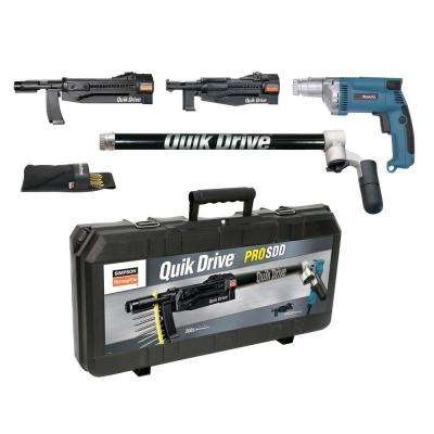 Quik Drive Combo System for Makita 2500 RPM Screwdriver Motor