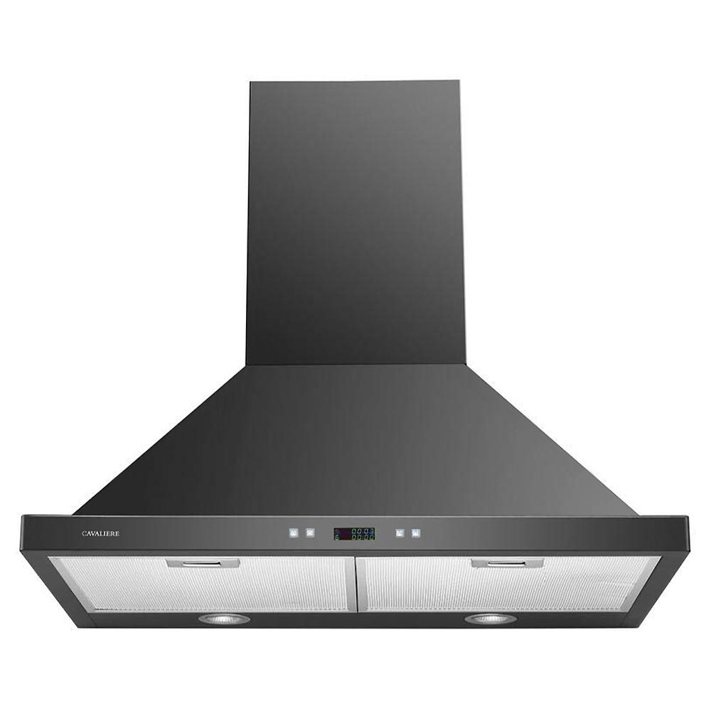 Cavaliere 30 In Convertible Wall Mount Range Hood With