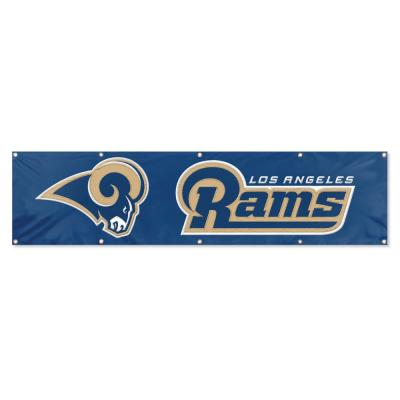 Los Angeles Rams Giant 8 ft. x 2 ft. Banner