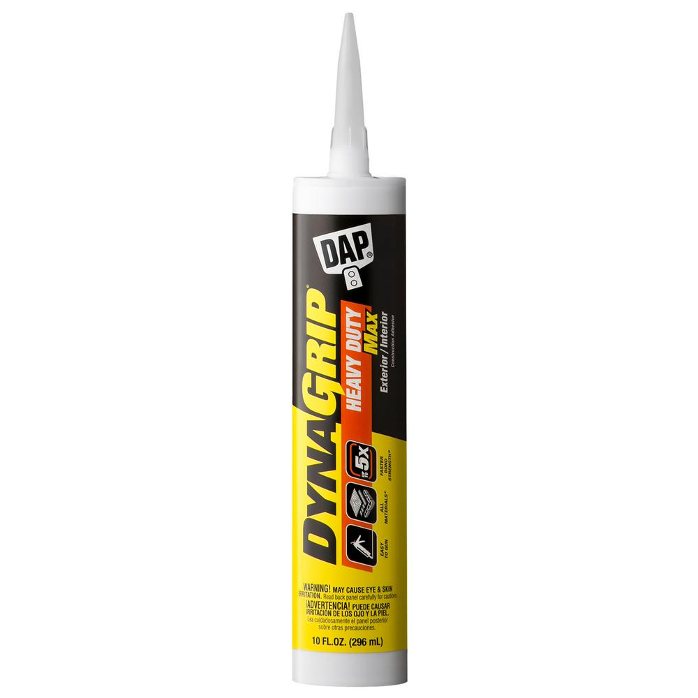 DYNAGRIP 10 oz. Heavy Duty Max Construction Adhesive