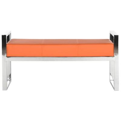 Slade Orange Bench