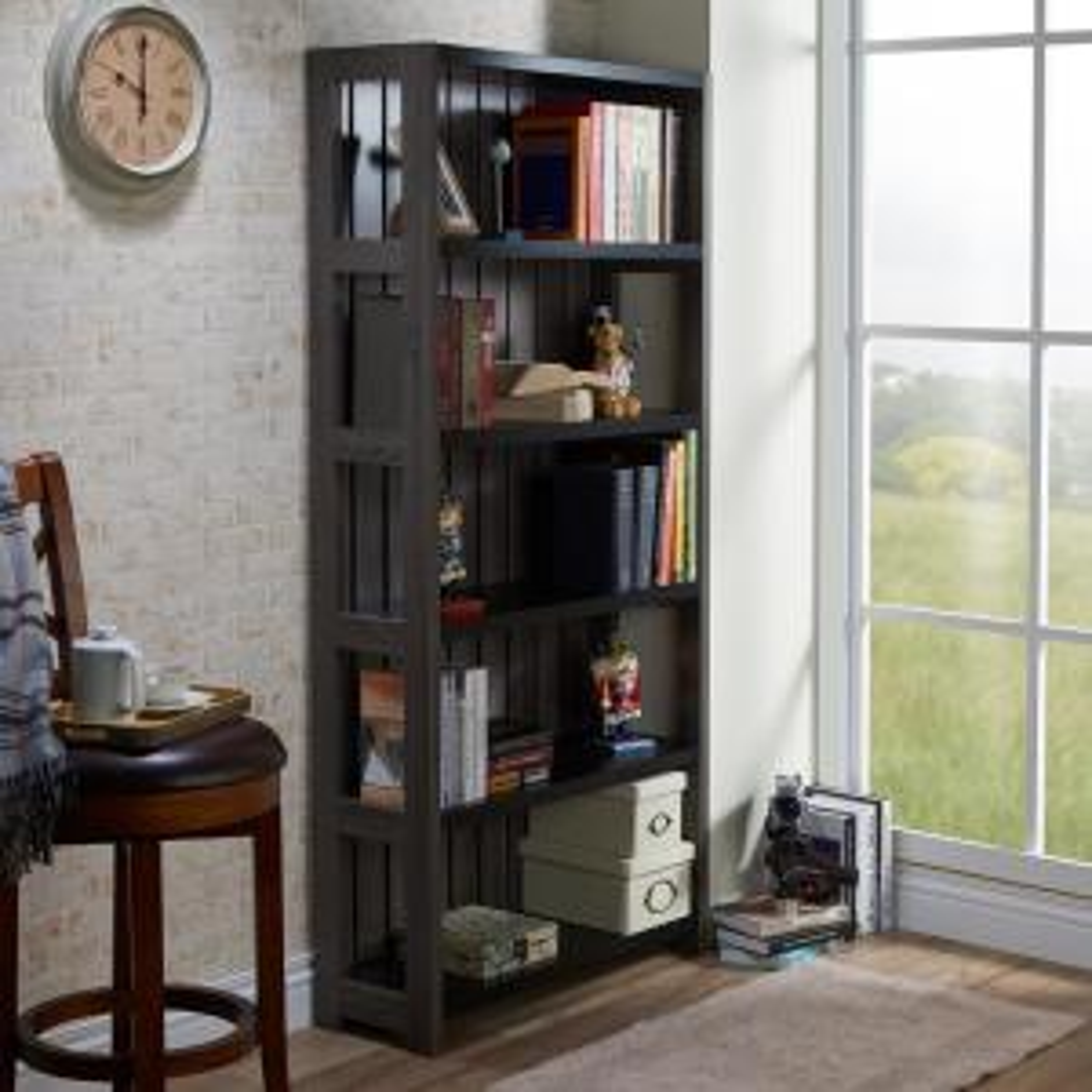 Internet #303391596. Furniture Of America Wenoah Distressed Gray ...