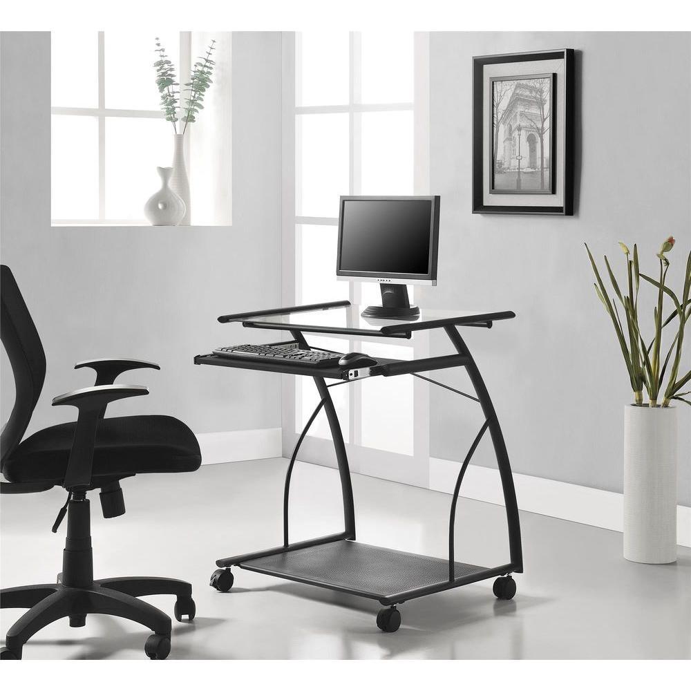 Altra Furniture Black Desk9378196 The Home Depot